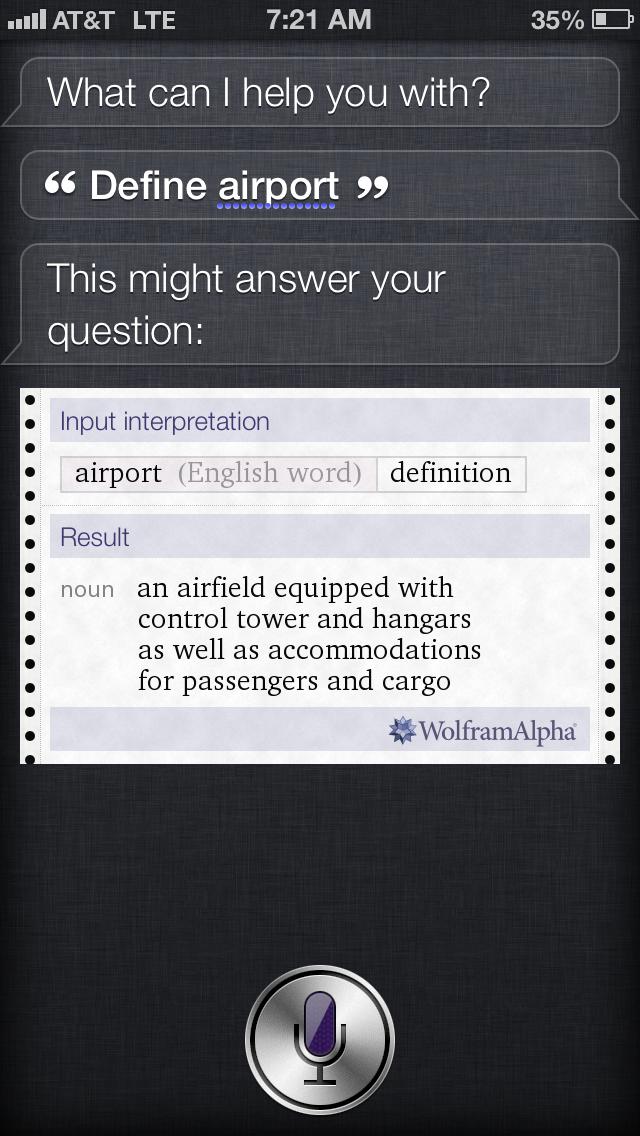 Define airport