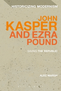 John Kasper and Ezra Pound